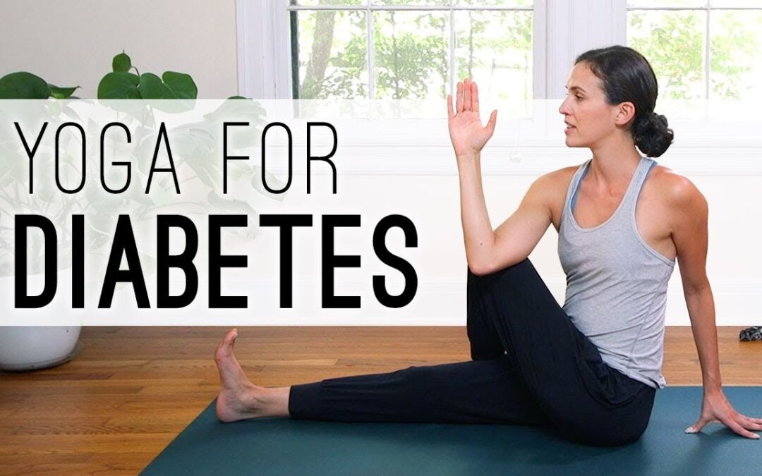 How to manage diabetes with Yoga poses?
