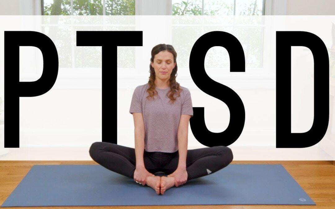 Best Ways Yoga helps Veterans with PTSD