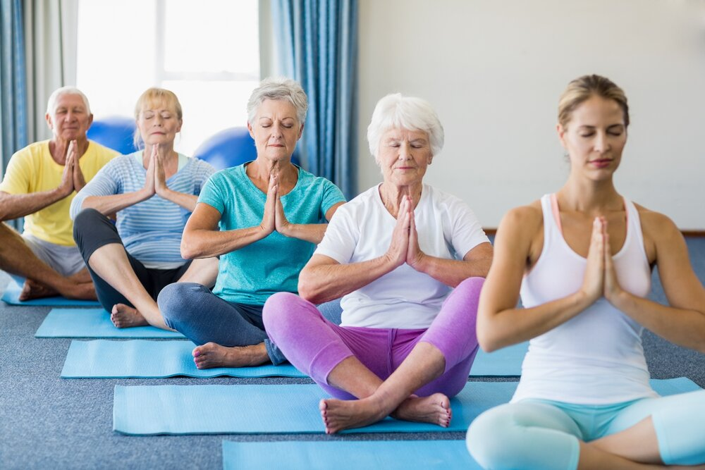 Valuable Yoga Asanas for Senior Citizens