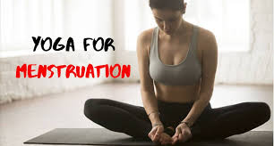 Yoga Poses for Menstrual OR Period Cramps